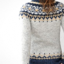 islandwolle lopi alafosslopi pullover