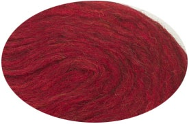 hárauð samkemba/ carmine red heather
