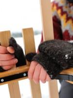 Handschuhe Sími Plötulopi Islandwolle