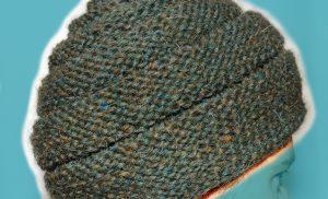 Mütze Eiche Plötulopi Islandwolle