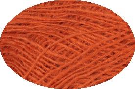 Einband 1766 appelsínugulur orange