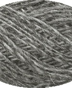 Einband 9102 grár grey heather