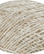 Einband 1038 hellbeige - light beige heather