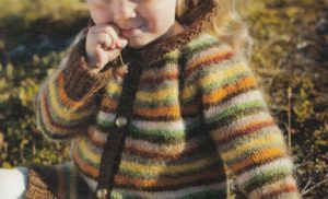 Strickjacke Sara Kinder
