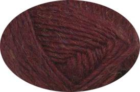 Alafosslopi 9962 rúbínrauð samkemba / ruby red heather