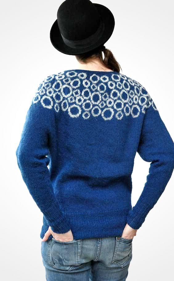 Pullover Hringsól - Einband