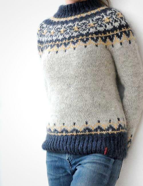 Pullover Lopi 1 - Álafosslopi