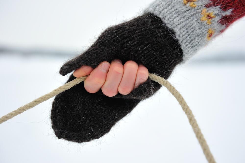 Handschuhe Simi - Lettlopi