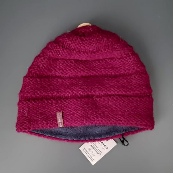Mütze Wald rot