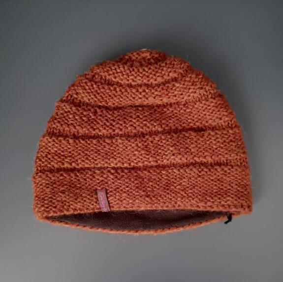 Mütze Wald orange