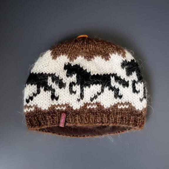 Mütze Hestar braun