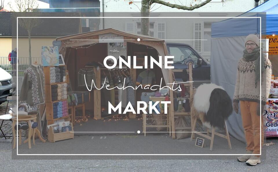 Online Weihnachtsmarkt