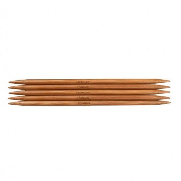 ChioGoo Nadelspiel Bamboo Patina