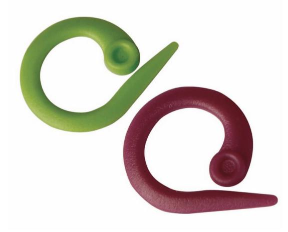 KnitPro Offene Maschenmarkierer
