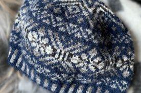 Da Crofter's Kep - blaue Variante - Juniper Heath