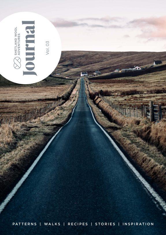 Shetland Wool Adventures Journal Vol. 3