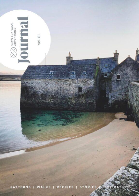Shetland Wool Adventures Journal Vol. 1